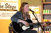 Sarah Harralson performs hometown show