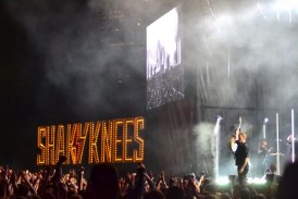 Into the black • Recapping day two of Shaky Knees 2018