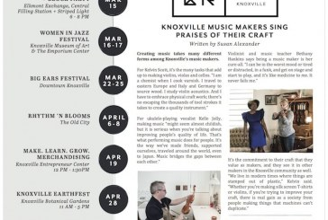 The Maker City – March