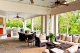 Hickory Construction Offers Tips and Trends for Creating Cozy Outdoor Living Spaces for Fall
