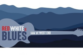 The Second Annual Red White & Blues Jam