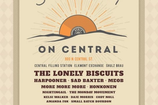 Sunset On Central Returns August 25th, Lineup Announced