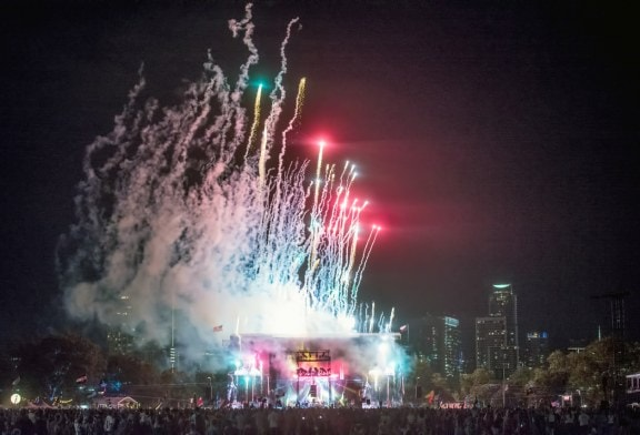 Weekend two starts with a bang at 2018 Austin City Limits