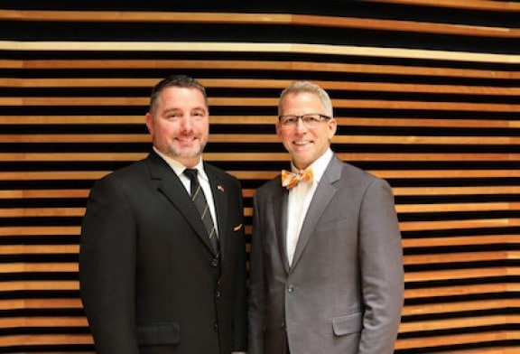 Marine veteran Eric Barton makes $3.14 million gift to UT School of Music