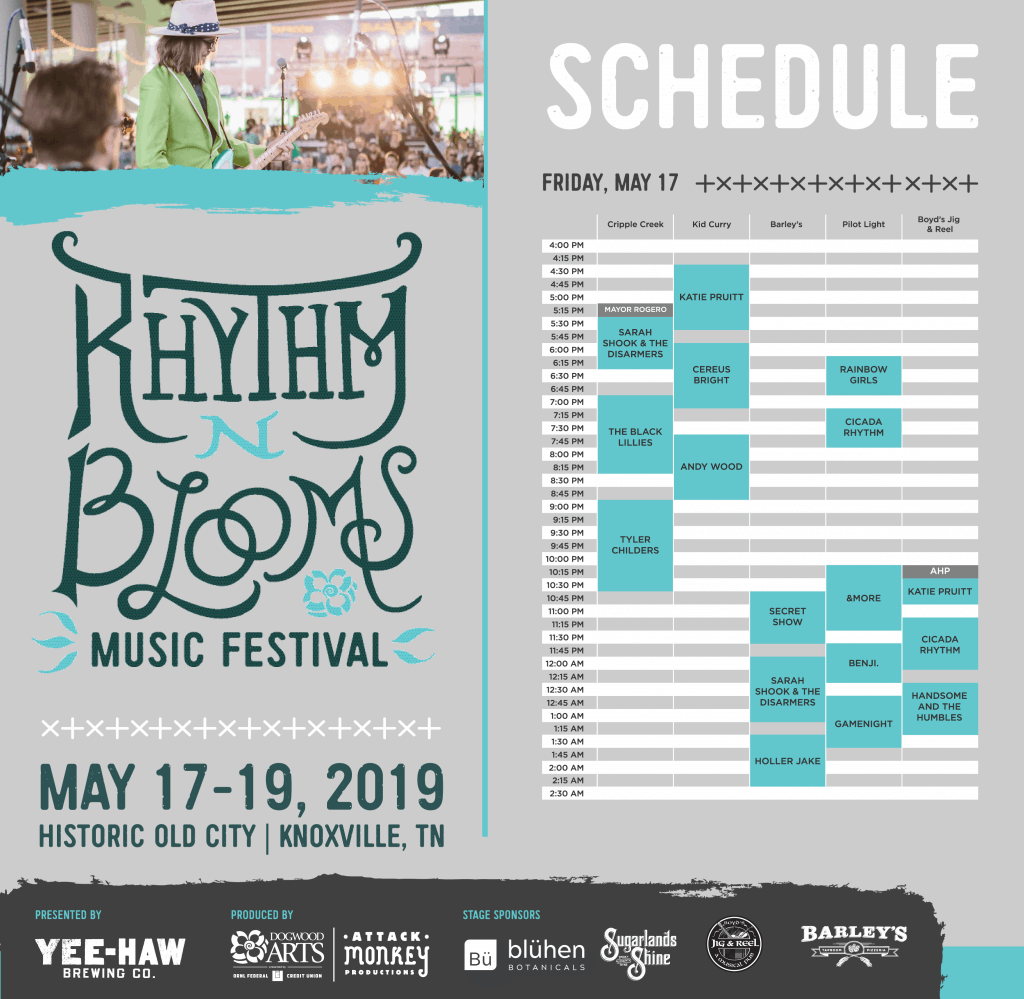 e1af03c9390 The BLANK guide to Rhythm 'N' Blooms (with schedule) | Blank Newspaper